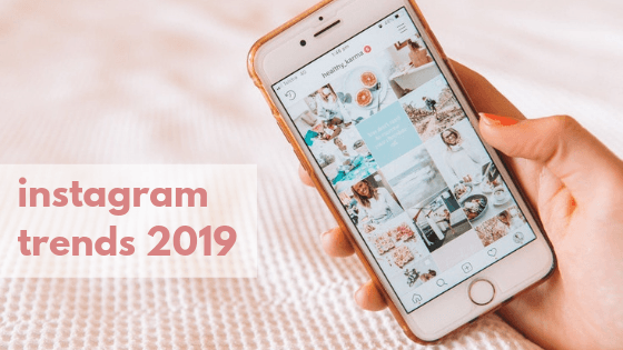 Instagram Trends 2019 | Rapid Agency Belfast