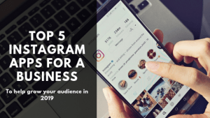 Instagram Tips, What Apps to use - Rapid Marketing Belfast