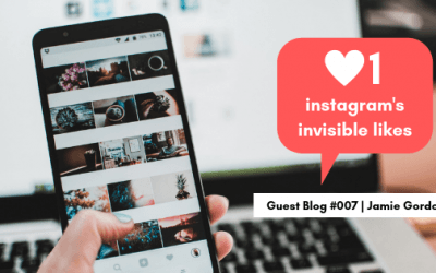 Instagram's Invisible Likes | Guest Blog Post #007 | Rapid Agency Belfast