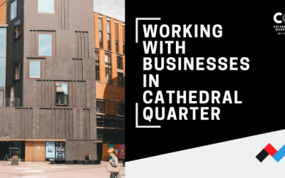 Assisting Businesses in Cathedral Quarter | Rapid Agency