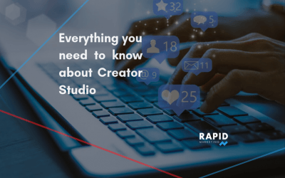 Everything you need to know about Creator Studio | Rapid Agency Belfast