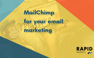 MailChimp for Your Email Marketing | Rapid Agency Belfast