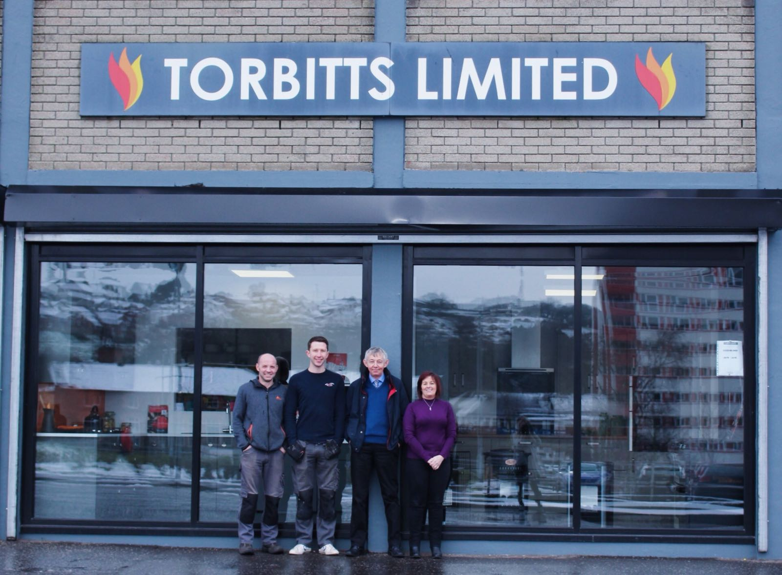 Rapid Agency Digital Marketing Belfast Torbitts Ltd Testimonial