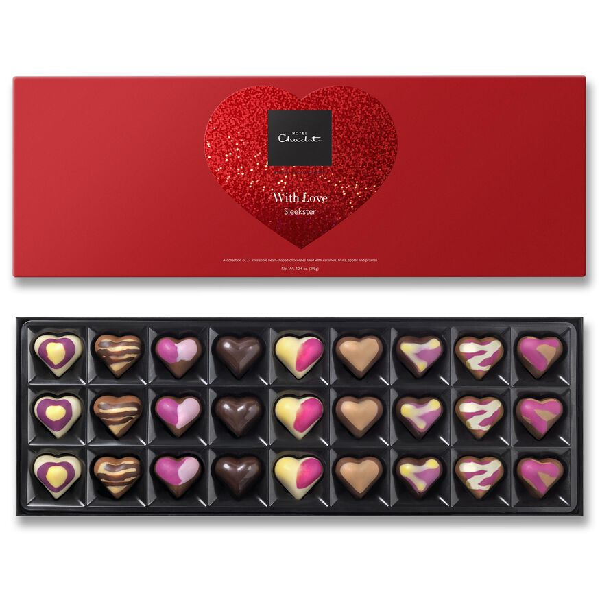Hotel Chocolat Valentine's Day Chocolate