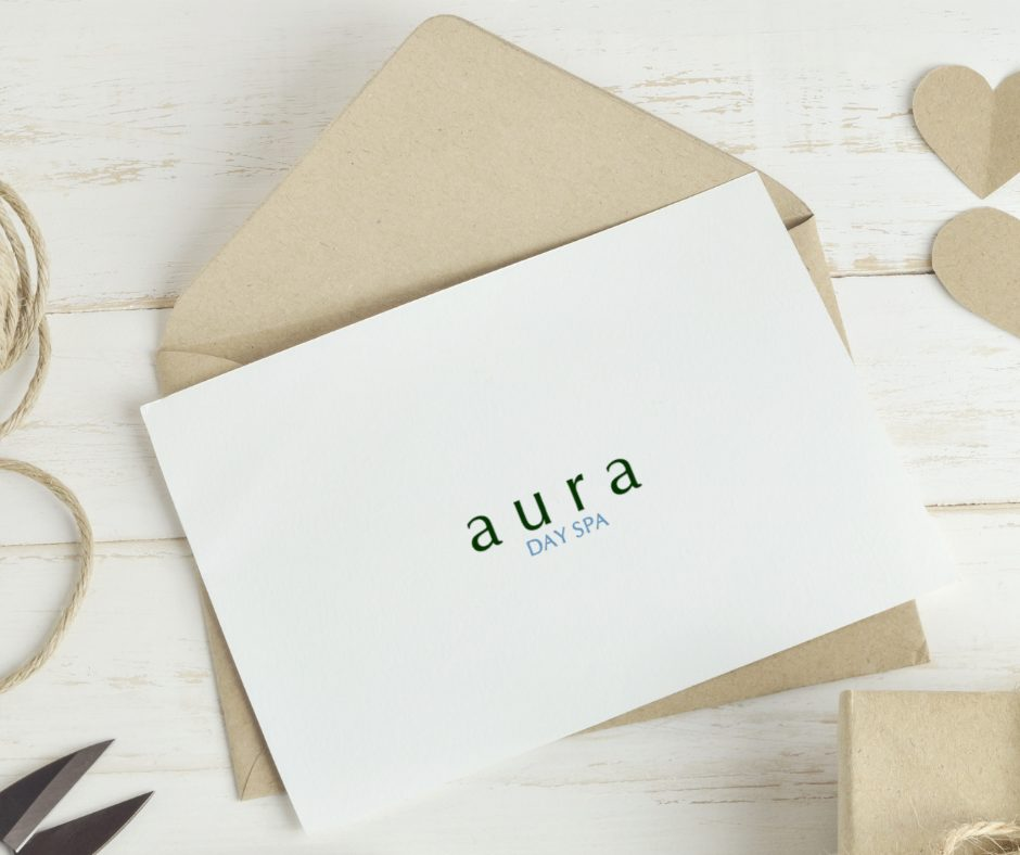 Aura Day Spa Valentine's Day beauty voucher
