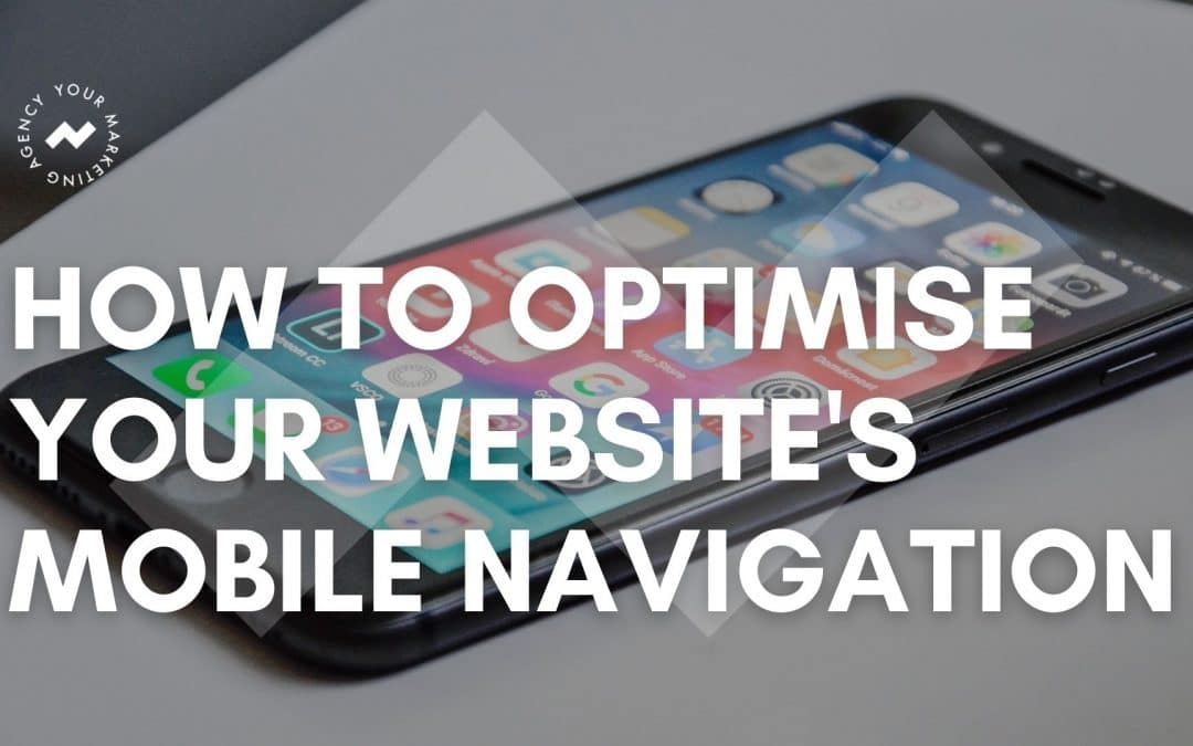 How to optimise mobile navigation for Northern Irish websites