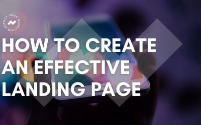 How to create an effective landing page for your Northern Irish website